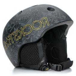 $140 Capix RARE Suppressor Rockstar Black Mens Snowboard/Ski