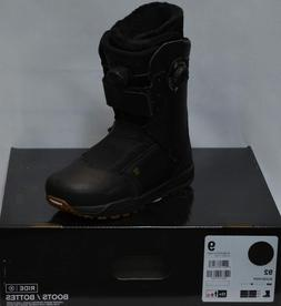 '18 / '19 Ride 92 Boa Size 9 Men's Snowboard Boots - Color: