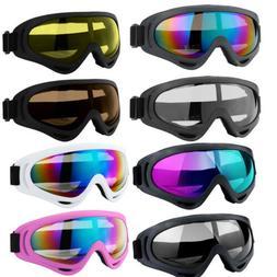 2 Packs Snow Ski Goggles Men Women Anti-fog Lens Snowboard S