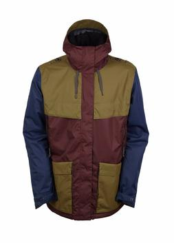 2017 NWT 686 Parklan Field Insulated Jacket Snowboard Mens L