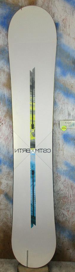 2018 Burton Custom 160cm