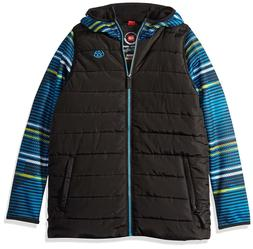 2019 NWT 686 Boys Heater Insulated Jacket Snowboard M Medium