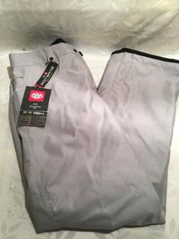 2019 NWT 686 Raw Insulated Pants Snowboard Mens Large Grey D