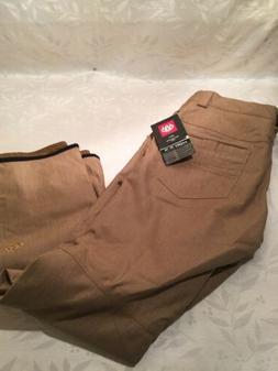 2019 NWT 686 Raw Insulated Pants Snowboard Mens XL Khaki Den