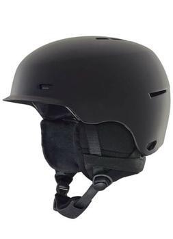 ANON 2020 Adult Snowboard HIGHWIRE HELMET Black/Nori   XL/63