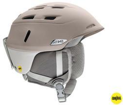 2020 Smith Optics Compass Tusk/Vapor MIPS Ski Snowboard Helm