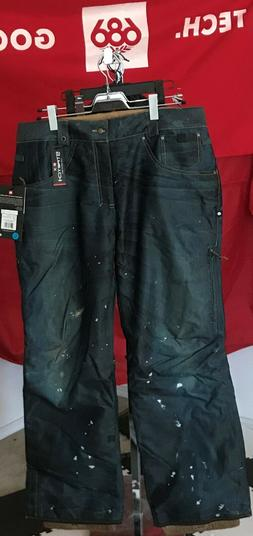 2020 NWT 686 Deconstructed Pant Pants Mens L Large Snowboard