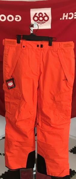 2020 NWT 686 Infinity Cargo Pant Pants Mens L Large Snowboar