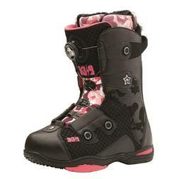 $210 Ride Sash Boa Coiler Womens Snowboard Boots Size 5 NIB
