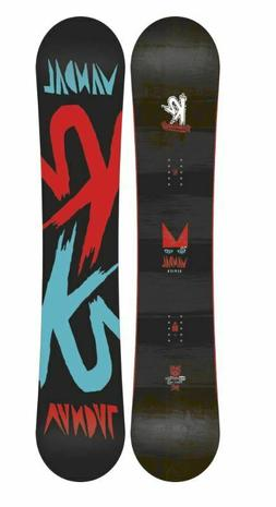 $250 K2 Vandal Snowboard F16 Youth Jr 137 cm Twin Board Shap