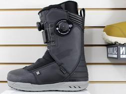 Ride '92 Boa Snowboard Boots Men's Size 9 Black New 2020