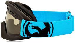 Dragon Alliance DX Ski snowboard Goggles  adult blue/Smoke N
