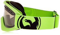 Dragon Alliance DXS Ski snowboard Goggles Dragon Kids Neon G