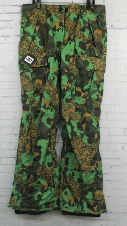 New 2016 686 Mens Authentic Infinity Cargo Snowboard Pants L