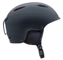 Giro Bevel Snowboard Helmet Matte Black Mens Sz L