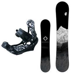 *BLEM* System 2019 MTN and APX Men's Snowboard Package