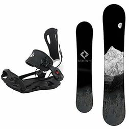 *BLEM* System 2019 MTN Snowboard and Rear Entry Binding Men'