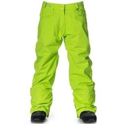 BRAND NEW Men's Quiksilver State Snowboard Pants Medium