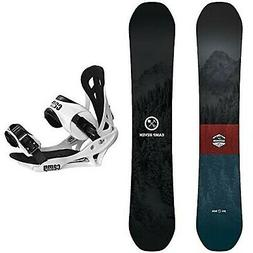 Brand New Camp Seven Redwood and Summit Men's Snowboard Pack