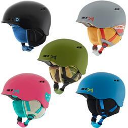 Anon Burner Kids Ski Helmet Snowboard Winter Sports Protecti