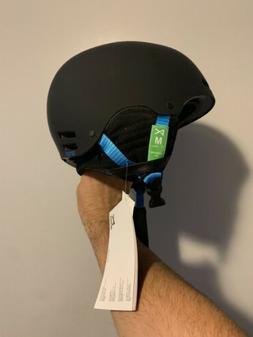 Burton Anon Raider Black/Blue Ski and Snowboard Helmet MEDUI