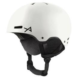 Burton Anon Raider White Ski and Snowboard Helmet SIZE LARGE