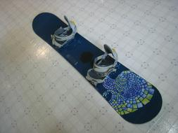 BURTON FLOATER 59 SNOWBOARD HAND MADE IN VERMONT 160cm WITH