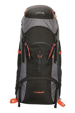 Mountain Warehouse Carrion 80L Backpack - Raincover, Lightwe