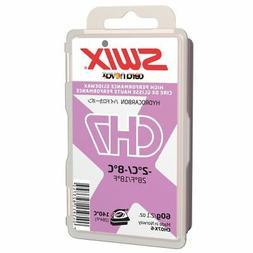 CH7 SWIX Hydrocarbon Ski Snowboard Wax CH07X-6 60g