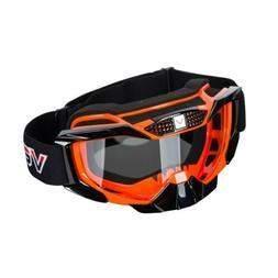Clear Lens Snowboard Ski Goggles Snowmobile Winter Snow Spor