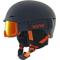 Anon Define Helmet+ Ski Goggles Children Helmet Snowboard Ki