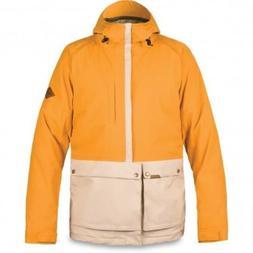 Dakine DILLON Mens LARGE Zip Front Hoodie SNOWBOARD Jacket