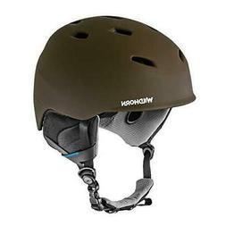 WildHorn Outfitters Drift Snowboard/Ski Helmet - Small, Arct