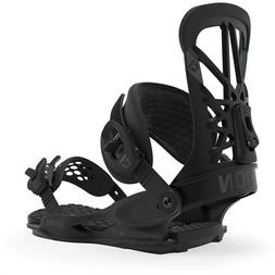 Union - Flite Pro | Mens Snowboard Bindings | Black - Large