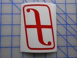 "Forum Snowboards Logo Sticker Decal 3"" 4"" 5"" Bindings Boots"