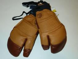 Hestra Freeride Czone 3-finger Ski Snowboard Gloves Unisex C