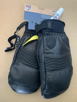 Hestra Freeride CZone Water-Proof Mitt sz 11 Leather Ski Sno