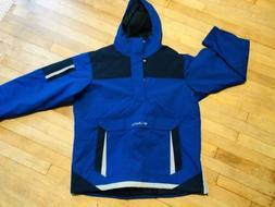 Columbia Half-Zip Winter Pullover Ski Snowboard Coat Jacket.