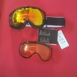 Anon Hawkeye Goggles for snowboard/ski/mtb W/spare lens NWT