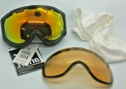 Anon Hawkeye Goggles - snowboard/ski/mtb W/spare lens NWT NI