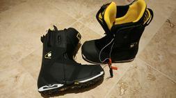 Burton Imperial Men's Snowboard Boots Size 10 but fits Nik