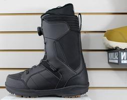 Ride Jackson Boa Snowboard Boots Men's Size 10 Black New 202
