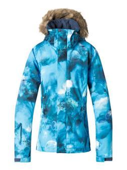 Roxy Jet Ski Bachelor Button Cold Medusa Womens Snowboard Sk