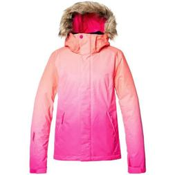 Roxy Jet Ski SE Beetroot Pink Prado Gradient Womens Snowboar