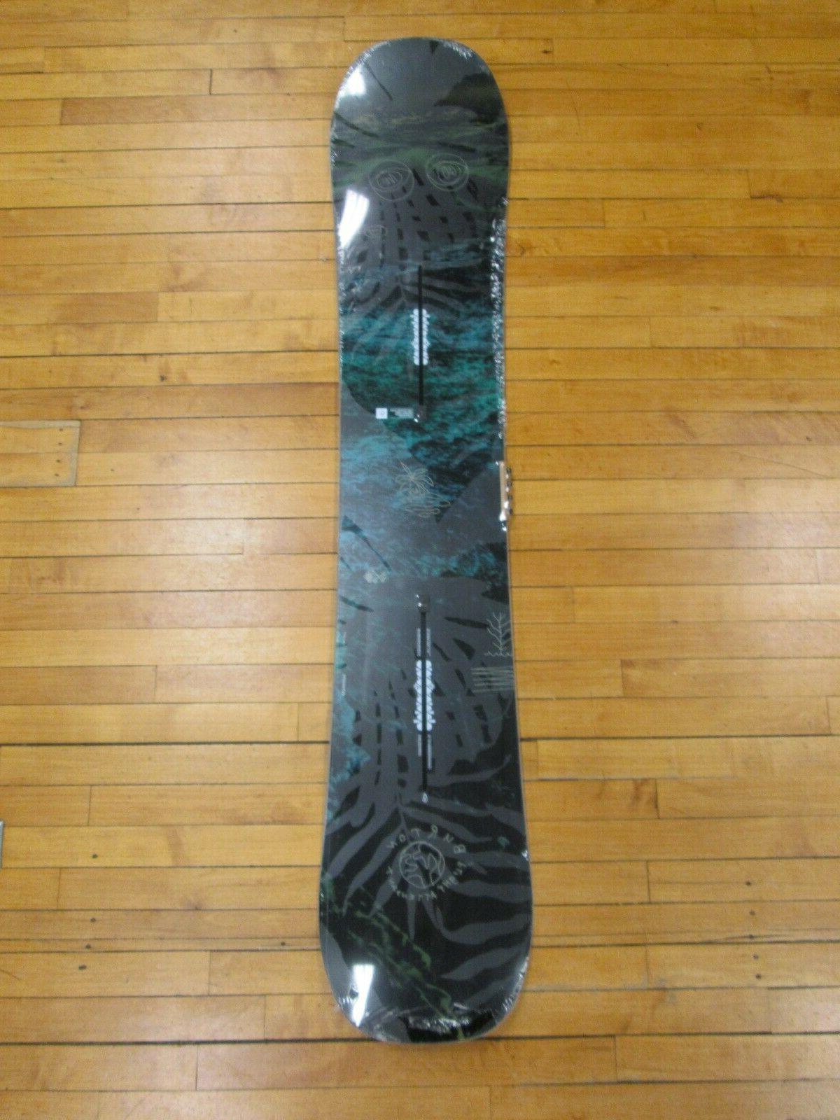 162w flight attendant snowboard brand new