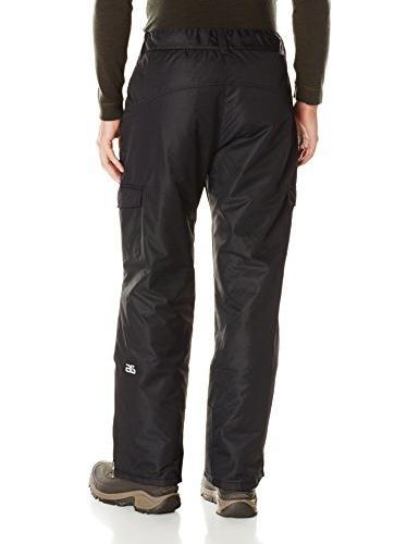Men's 1960 Snow Cargo Pants, Black