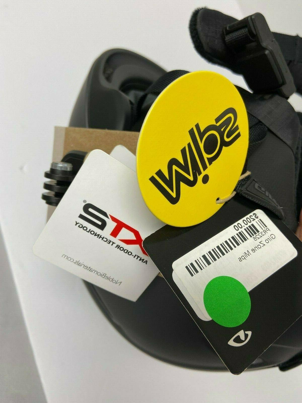 $200 Zone Helmet Snowboard NWT Hybrid Construction