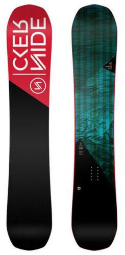 2019 Nidecker  SCORE Snowboard NEW Carving Board
