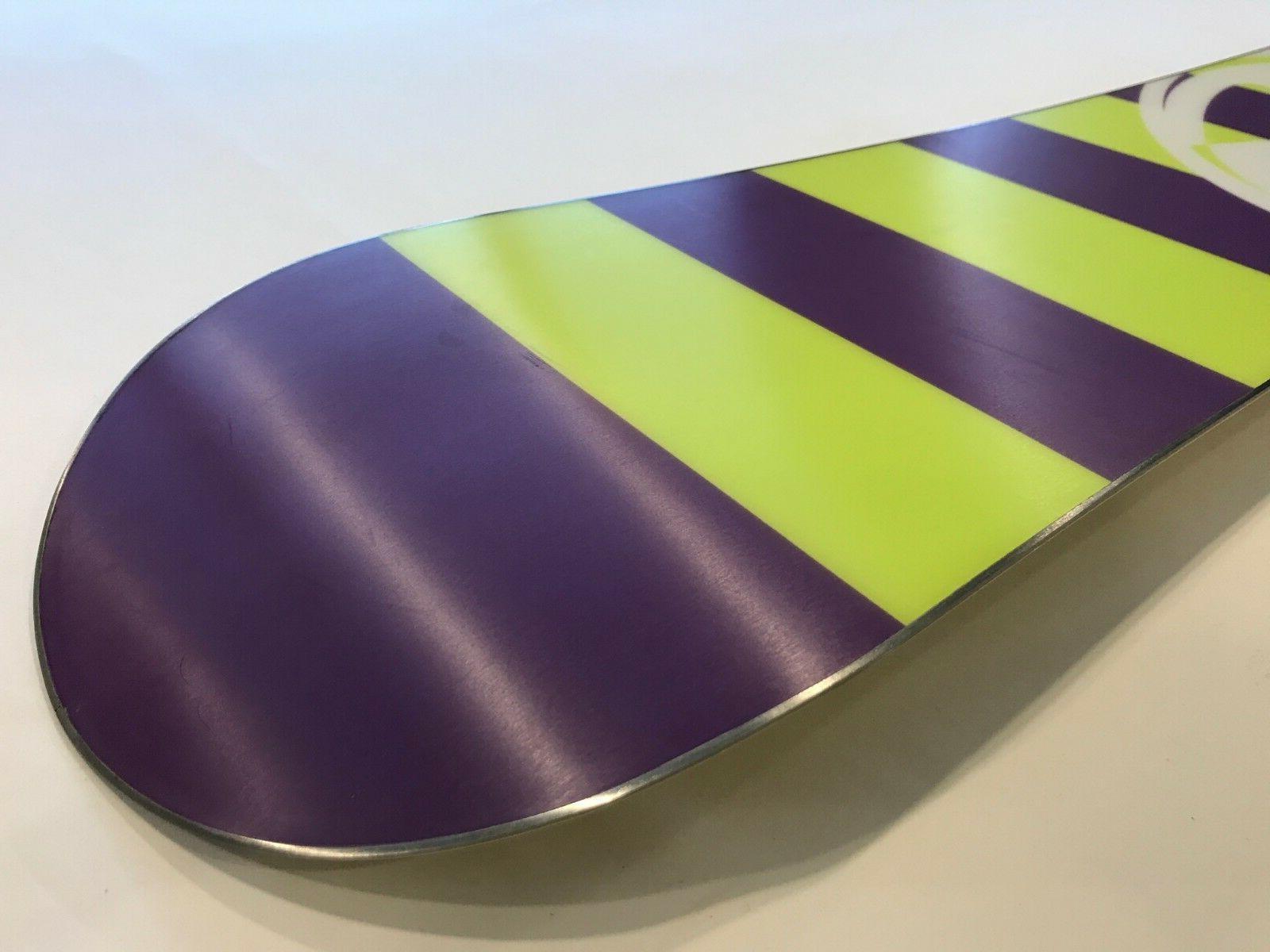 Snowjam 540 163cm Purple w/ Burton Sticker
