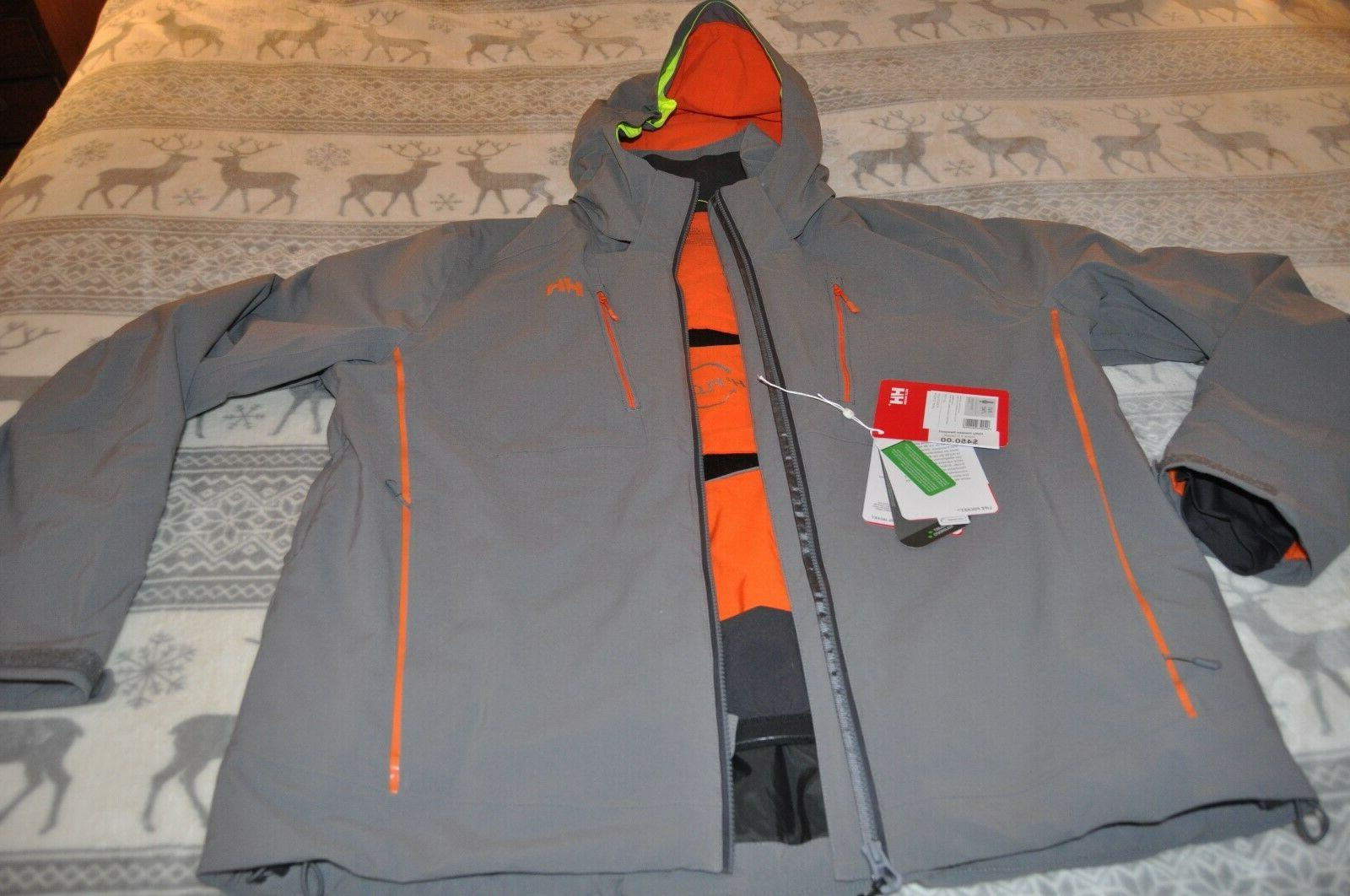 authentic men s alpha 3 0 hooded